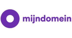 Mail to Pay automates the invoicing and collection process of Mijndomein Logo