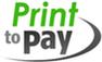 Print to Pay Logo